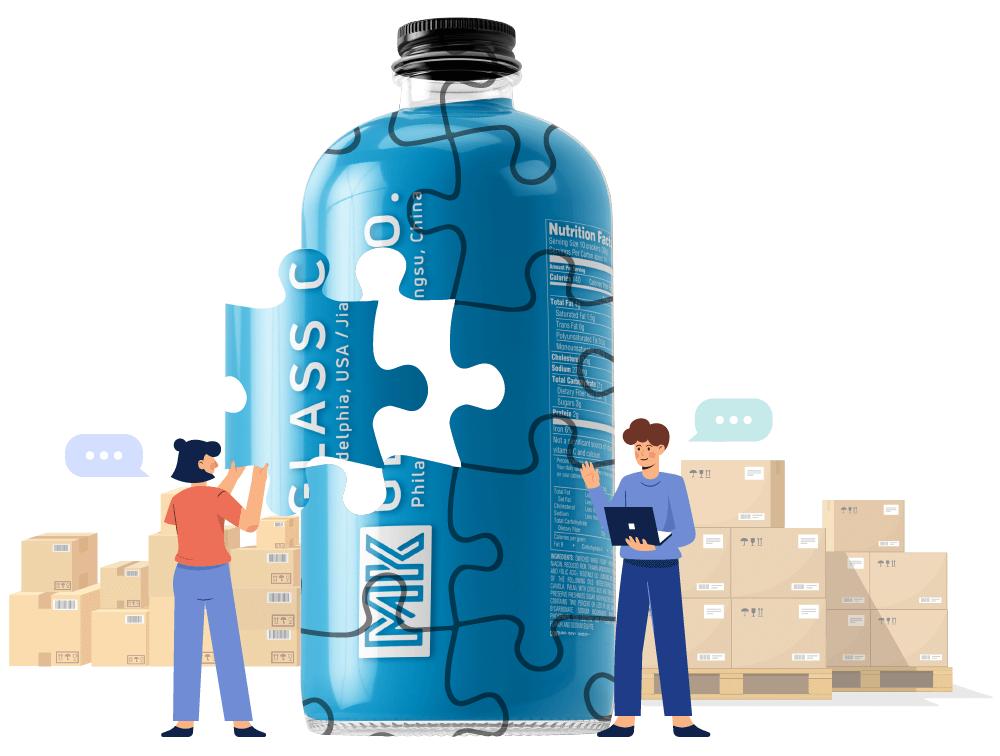 puzzle-bottle